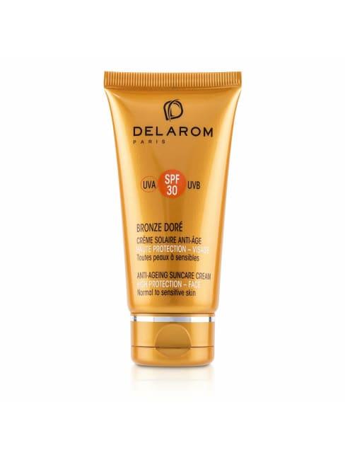 Delarom Women's For Normal To Sensitive Skin Anti-Ageing Suncare Face Cream Spf 30 Self-Tanners & Bronzer