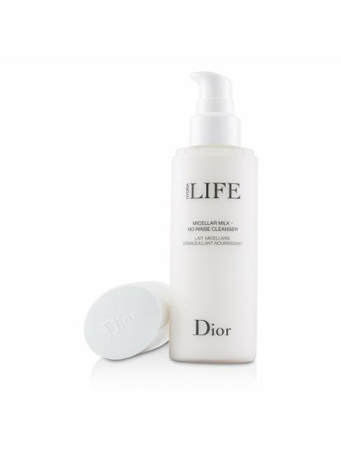 Christian Dior Women's No Rinse Cleanser Hydra Life Micellar Milk Face