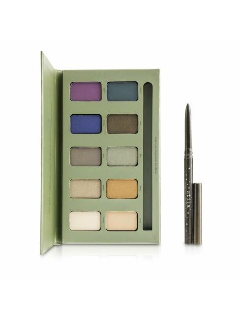 Stila Women's In The Garden Eye Shadow Palette Brush Set