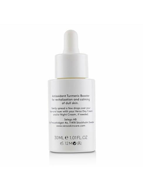 Verso Women's Turmeric Booster Antioxidant Serum