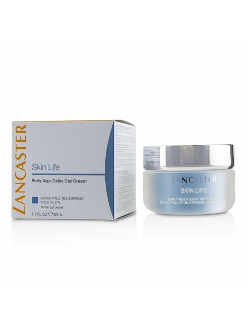 Lancaster Men's Skin Life Early-Age-Delay Day Cream Balms & Moisturizer
