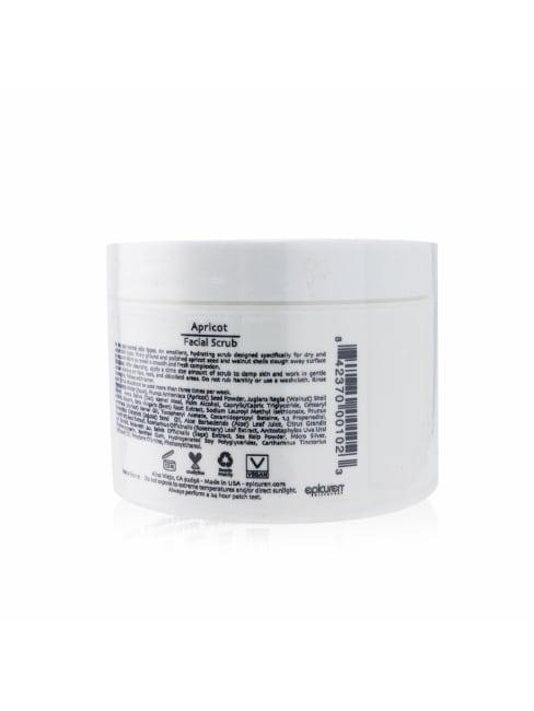 Epicuren Women's For Dry & Normal Skin Types (Salon Size) Apricot Facial Scrub Exfoliator