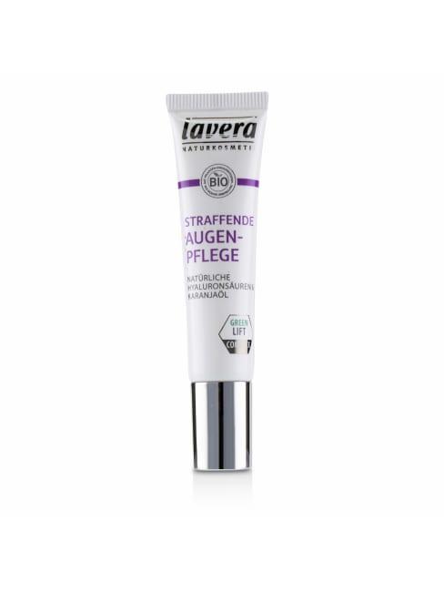 Lavera Women's Triple-Effect Hyaluronic Acids Firming Eye Cream Gloss
