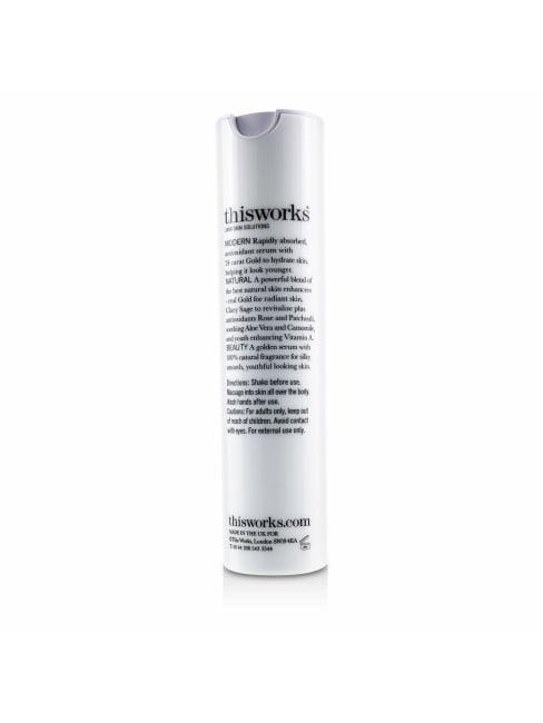 This Works Men's Skin Deep Golden Elixir Balms & Moisturizer