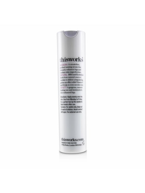 This Works Women's Perfect Legs Gradual Tan Hand Lotion