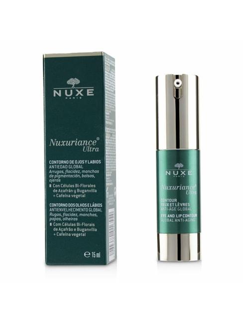 Nuxe Women's Nuxuriance Ultra Global Anti-Aging Eye & Lip Contour Cream Gloss
