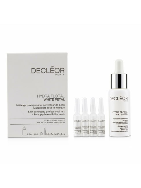 Decleor Women's Salon Product Hydra Floral White Petal Skin Perfecting Professional Mix Mask