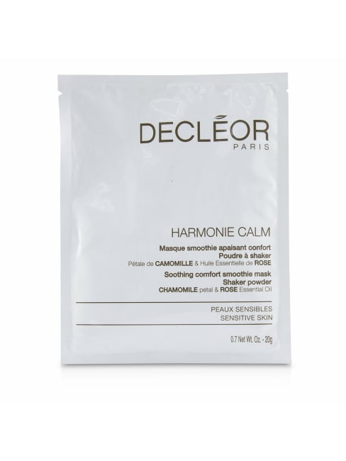 Decleor Women's For Sensitive Skin (Salon Product) Harmonie Calm Soothing Comfort Smoothie Mask Shaker Powder