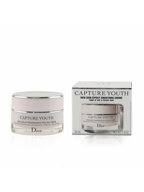 Christian Dior Men's Capture Youth Age-Delay Progressive Peeling Creme Balms & Moisturizer