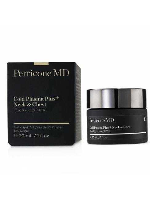 Perricone Md Women's Cold Plasma Plus+ Neck & Chest Broad Spectrum Spf 25 Dã©Colletã©