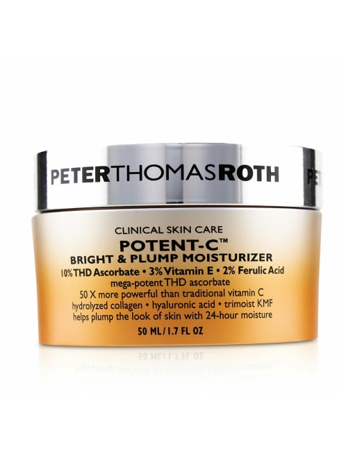 Peter Thomas Roth Men's Potent-C Bright & Plump Moisturizer Balms