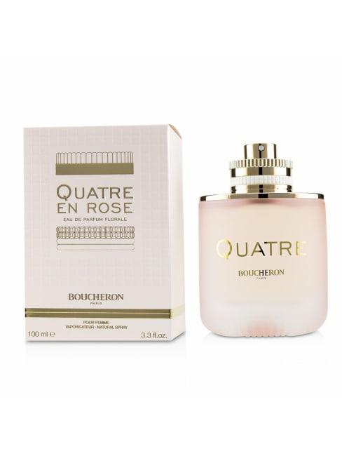 Boucheron Women's Quatre En Rose Eau De Parfum Florale Spray