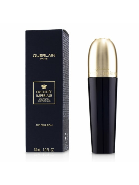 Guerlain Men's Orchidee Imperiale Exceptional Complete Care The Emulsion Balms & Moisturizer
