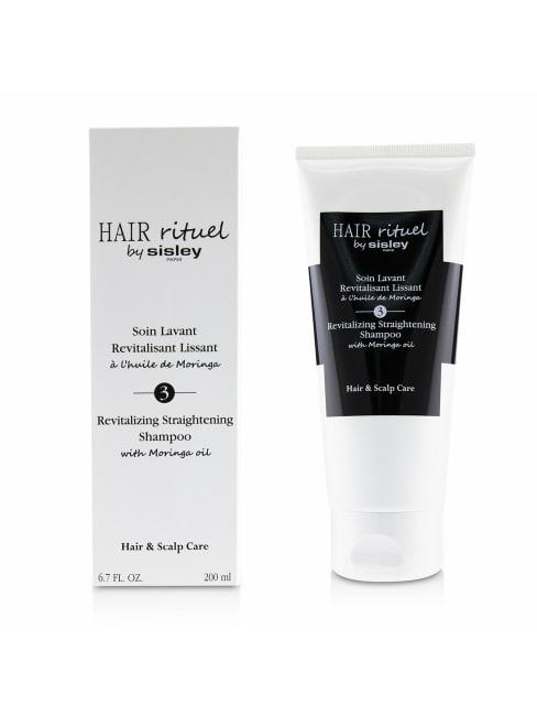 Sisley Women's Hair Rituel By Revitalizing Straightening Shampoo With Moringa Oil & Scalp Treatment