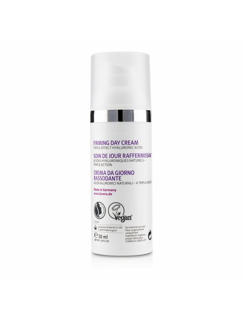 Lavera Men's Triple-Effect Hyaluronic Acids Firming Day Cream Balms & Moisturizer