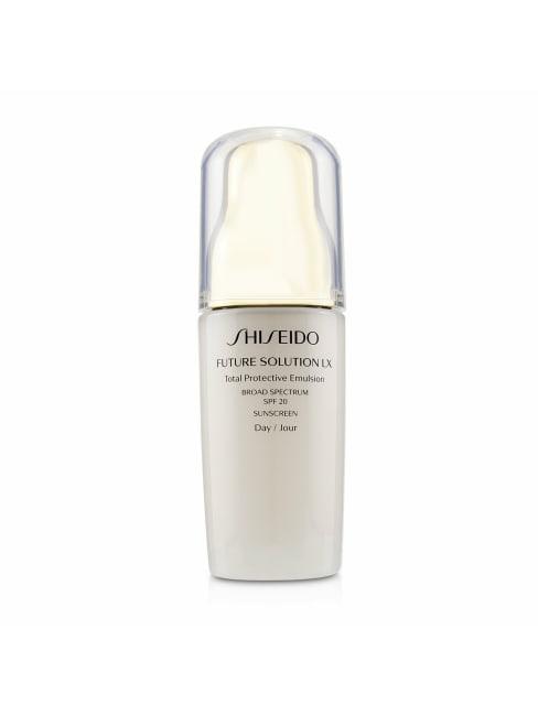Shiseido Men's Future Solution Lx Total Protective Emulsion Spf 20 Balms & Moisturizer