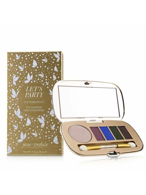 Jane Iredale Women's Let's Party Eyeshadow Kit Eye Gloss