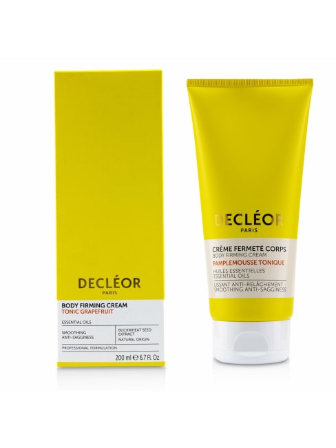 Decleor Women's Body Firming Cream With Tonic Grapefruit Essential Oils Care Set