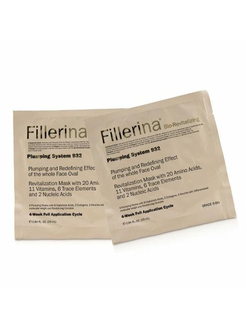 Fillerina Women's Grade 5-Bio 932 Bio-Revitalizing Plumping System Mask