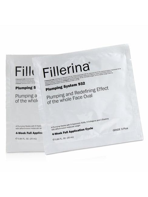 Fillerina Women's Grade 3 Plus 932 Plumping System Mask