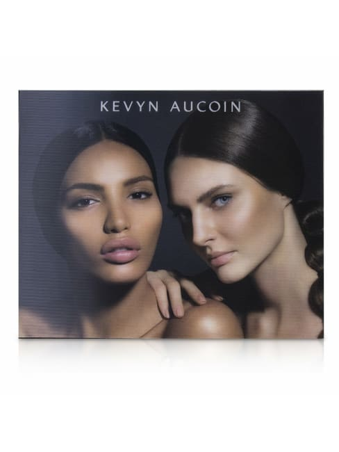 Kevyn Aucoin Women's The Contour Book Volume Iii Art Of Sculpting & Defining Brush Set