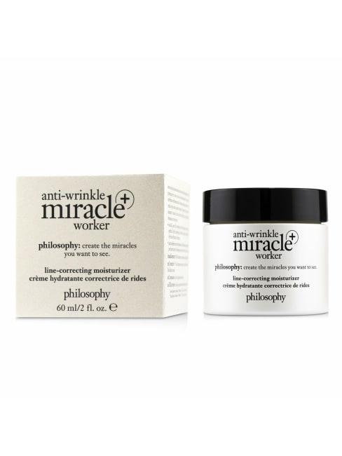 Philosophy Men's Anti-Wrinkle Miracle Worker+ Line-Correcting Moisturizer Balms &
