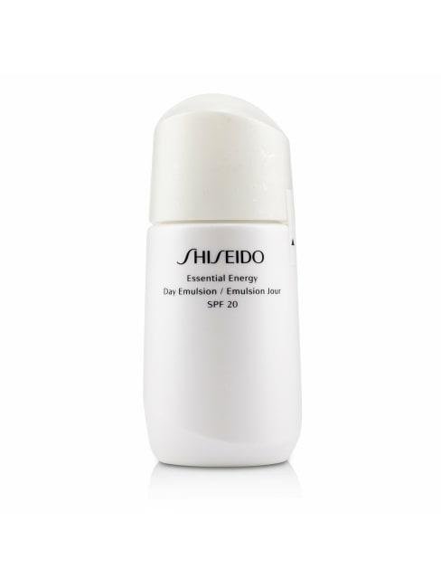 Shiseido Men's Essential Energy Day Emulsion Spf 20 Balms & Moisturizer