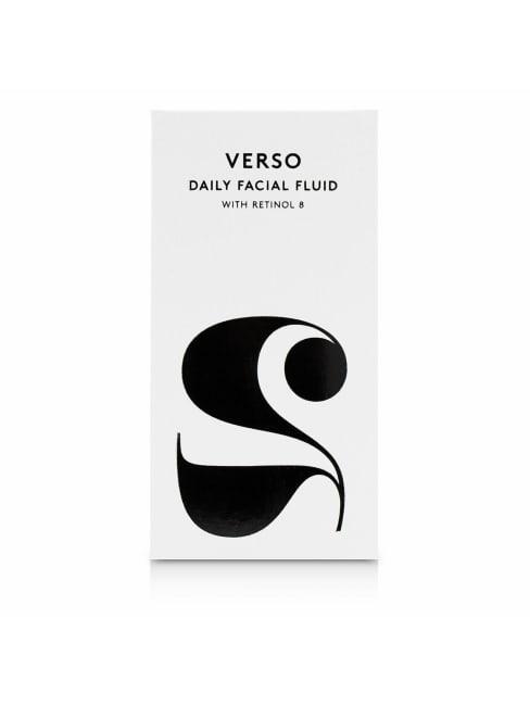 Verso Men's Daily Facial Fluid Balms & Moisturizer