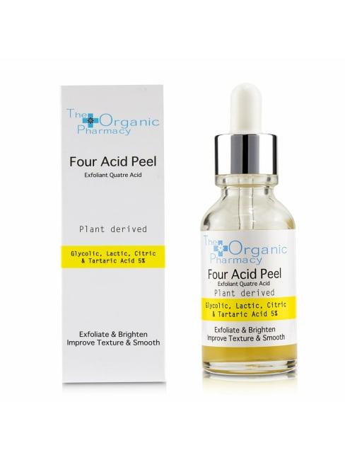 The Organic Pharmacy Women's Exfoliate & Brighten Four Acid Peel Exfoliator