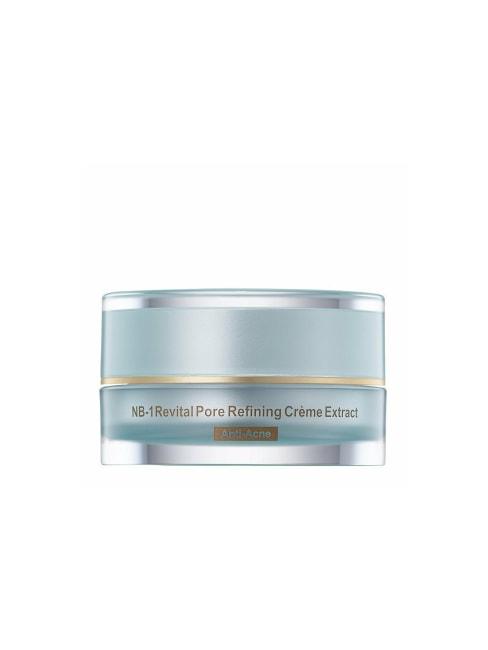 Natural Beauty Men's Revital Pore Refining Creme Extract Balms & Moisturizer