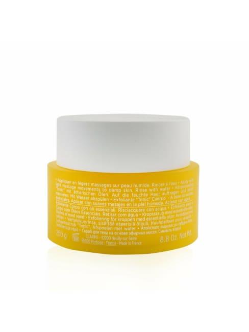 Clarins Women's Tonic Sugar Body Polisher Care Set