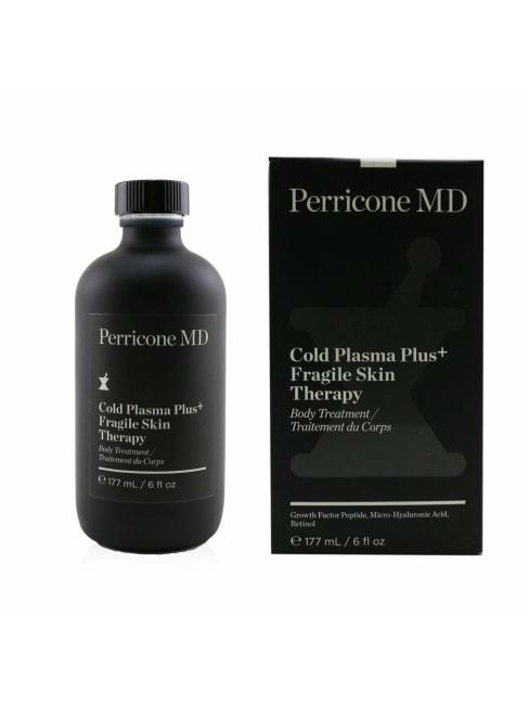 Perricone Md Men's Cold Plasma Plus+ Fragile Skin Therapy Body Treatment Care Set