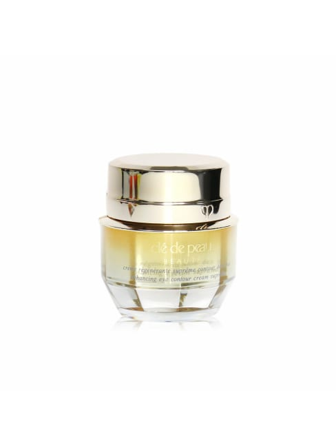 Cle De Peau Women's Enhancing Eye Contour Cream Supreme Gloss