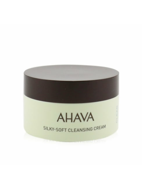 Ahava Women's Time To Clear Silky-Soft Cleansing Cream Face Cleanser