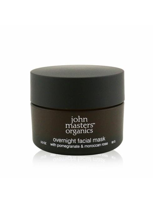 John Masters Organics Women's Overnight Facial Mask With Pomegranate & Moroccan Rose