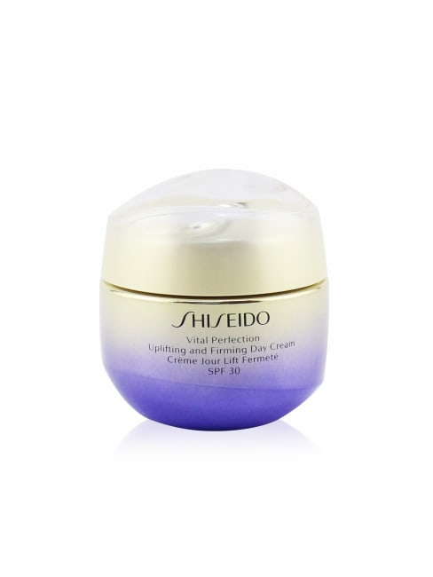 Shiseido Men's Vital Perfection Uplifting & Firming Day Cream Spf 30 Balms Moisturizer