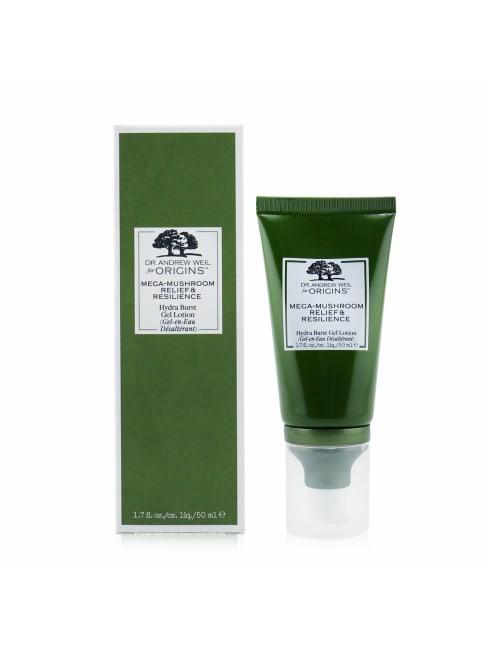 Origins Men's Dr. Andrew Mega-Mushroom Skin Relief & Resilience Hydra Burst Gel Lotion Balms Moisturizer