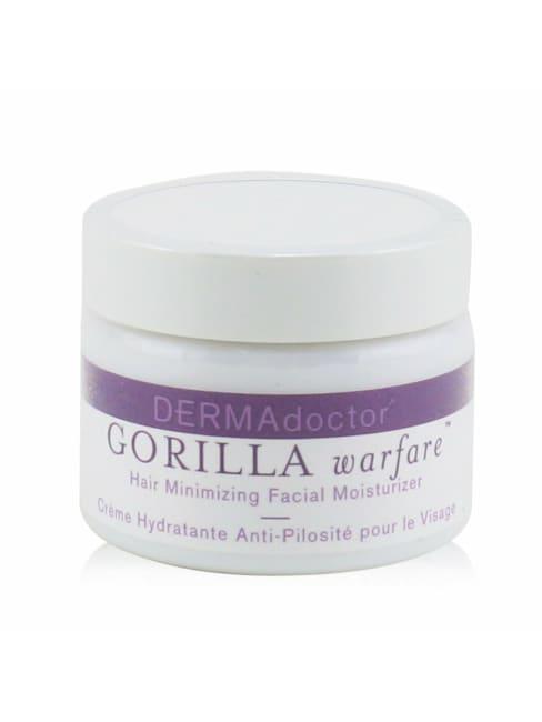 Dermadoctor Men's Gorilla Warfare Hair Minimizing Facial Moisturizer Balms &