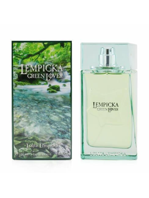 Lolita Lempicka Men's Green Lover Eau De Toilette Spray