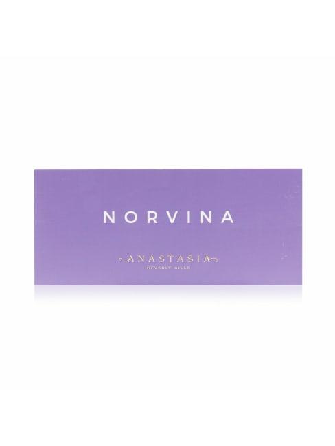 Anastasia Beverly Hills Women's Norvina Eyeshadow Palette Brush Set