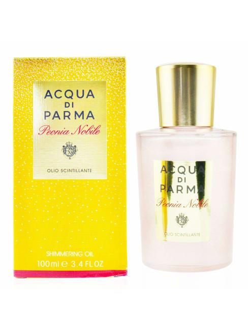 Acqua Di Parma Women's Peonia Nobile Shimmering Oil 3-In-1 Shampoo, Conditioner & Body Wash