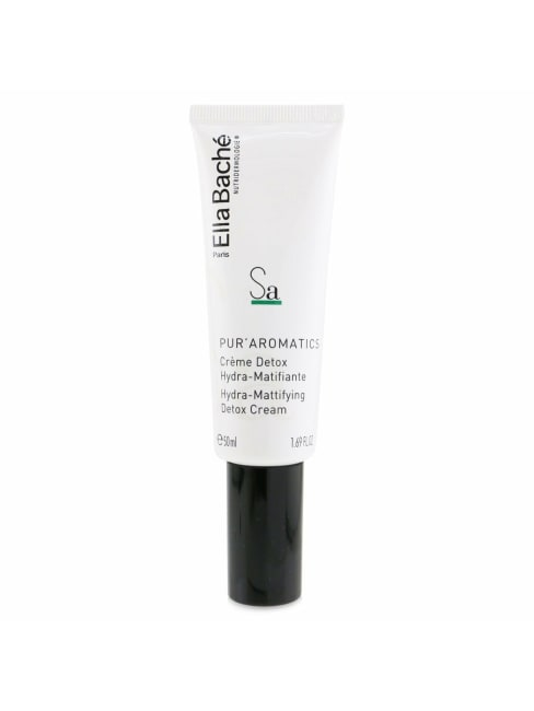 Ella Bache Men's Pur'aromatics Hydra-Mattifying Detox Cream Balms & Moisturizer