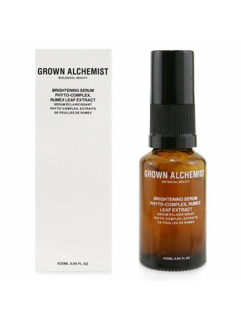 Grown Alchemist Women's Brightening Serum With Phyto-Complex & Rumex Leaf Extract
