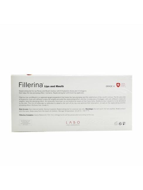 Fillerina Women's Lips & Mouth Grade 4 Eye Gloss