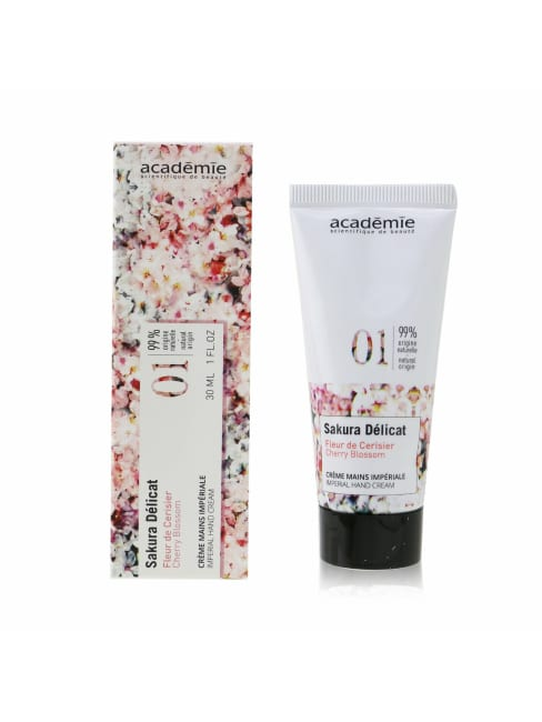 Academie Women's Cherry Blossom Imperial Hand Cream Lotion