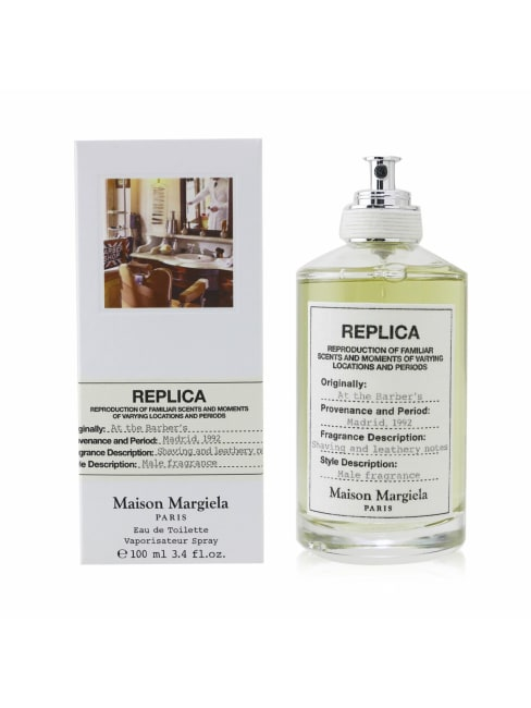 Maison Margiela Men's Replica At The Barber's Eau De Toilette Spray