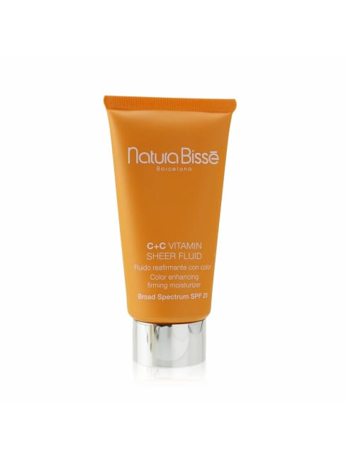 Natura Bisse Women's C+C Vitamin Sheer Fluid Spf 25 Self-Tanners & Bronzer