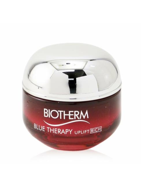 Biotherm Men's Dry Skin Blue Therapy Red Algae Uplift Firming & Nourishing Rosy Rich Cream Balms Moisturizer
