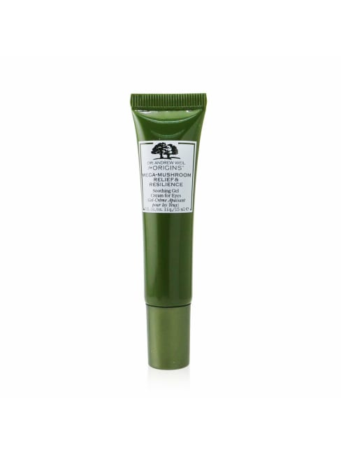 Origins Women's Dr. Andrew Mega-Mushroom Skin Relief & Resilience Soothing Gel Cream For Eyes Eye Gloss