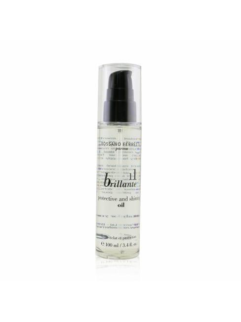 Rossano Ferretti Parma Men's Brillante 11 Protective And Shining Oil Hair & Scalp Treatment